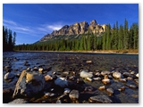 Castle Mountain - Banff NP