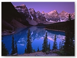 Moraine Lake - Banff NP