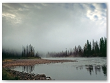 Horse shoe river - Wells Gray